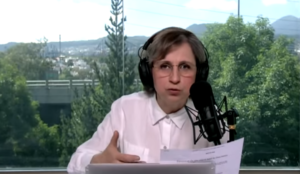 Presidente no se equivoque, el paro no es contra su gobierno: Aristegui