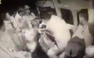 Detienen a banda de asaltantes de transporte público; 3 son menores de edad