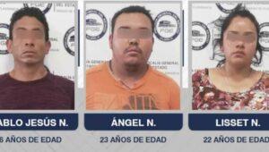 Liberan y vuelven a detener a dos de los presuntos asesinos de universitarios en Puebla