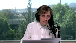"""Aristegui se suma al paro nacional de mujeres, """"el 9 de marzo no vendré al programa"""""""