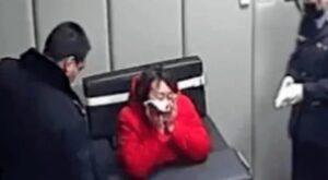Mujer discute con su novio y lo acusa con la policía de tener coronavirus