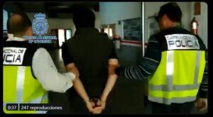 Difunden video de Emilio Lozoya tras ser detenido en España