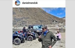 Cesan a funcionario de Edomex por hacer fiesta en el Nevado de Toluca