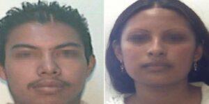 """Identifican a Giovana """"N"""" y Mario """"N"""" como sospechosos del asesinato de Fátima"""
