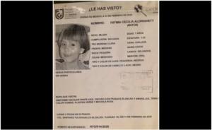 Menor hallada en una bolsa de plástico en Tláhuac fue identificada como Fátima