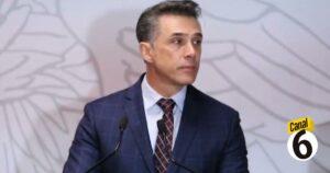 Sergio Mayer llora al hablar del caso de la niña Fátima