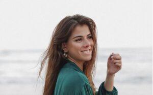 Paulina Peña se suma al paro nacional de mujeres y recibe críticas