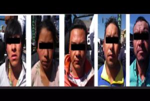 Capturan a 5 personas, entre ellos una menor, por matar a una mujer