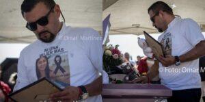 Presunto feminicida acudió al funeral de su víctima en Tijuana