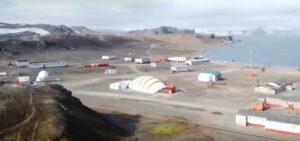 Una Isla de la Antártida casi no tiene nieve ante el aumento de las temperaturas