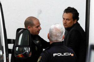 Juez español dicta prisión provisional a Emilio Lozoya