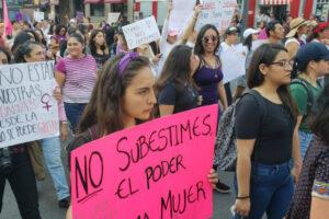 Paro nacional de mujeres costaría a México más de 26 mil mdp