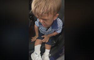 Madre comparte video de su hijo para concietizar sobre el daño que provoca el bullying