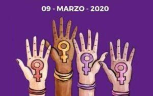 Colectivos feministas convocan a paro nacional de mujeres el próximo 9 de marzo