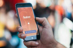 Hater, la app para buscar pareja por cosas que odian en común