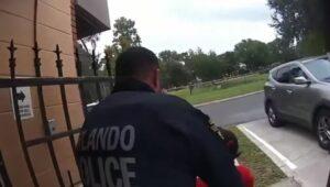 Policía detiene y esposa a una niña de seis años en un colegio de EU