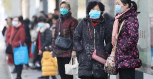 """Compañía china filtra por error cifras """"reales"""" sobre muertes por coronavirus"""