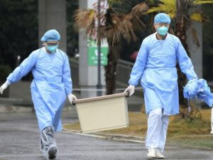 Reportan desaparición de dos periodistas que documentaban el coronavirus