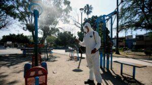 Suman 367 casos de coronavirus en México; cuatro pacientes fallecieron