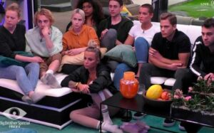 Concursantes de Big Brother en Alemania lloran al enterarse de la pandemia de coronavirus