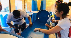 Fabrican cápsulas de aislamiento para trasladar a pacientes con Covid-19 en Coahuila