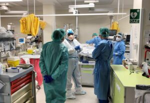 Una familia entera muere por coronavirus en Lombardia, Italia