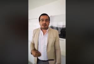 Diputado de Morena abandona Congreso en Guanajuato por toser