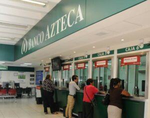 Banco Azteca invita a sus clientes adelantar pagos por cierre de sucursales
