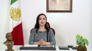 Alcaldesa de Naucalpan pide a ciudadanos seguir medidas ante contingencia por Covid-19