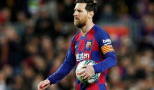 Jugadores del Barcelona reducen 70% su sueldo para ayudar con la pandemia de coronavirus