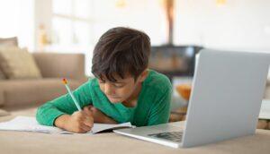 SEP y Fundación Slim lanzan plataformas para que niños estudien desde casa