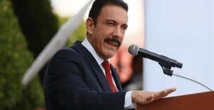 Gobernador de Hidalgo da positivo en prueba de coronavirus