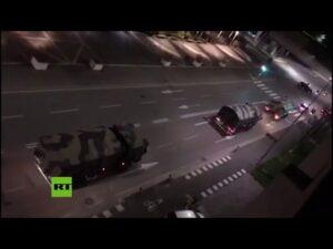 Ejército italiano saca cadáveres de Bérgamo; crematorios están saturados