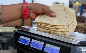 Precio de la tortilla aumentará hasta 30 % por coronavirus