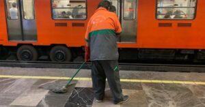 Metro descansa a trabajadores de la tercera edad por el coronavirus