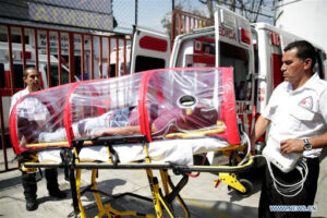 México registra su quinta muerte por coronavirus; suman 405 casos positivos