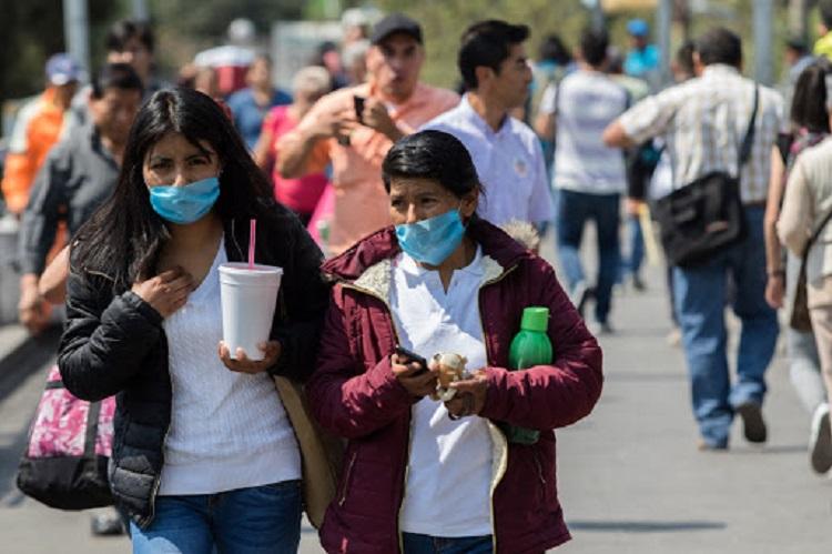 La OMS aclara que el coronavirus no se transmite por el aire