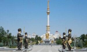 El gobierno de Turkmenistán combate al coronavirus prohibiendo hablar sobre él