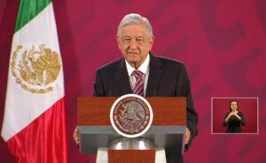 Regresará la confianza y la felicidad a México: AMLO