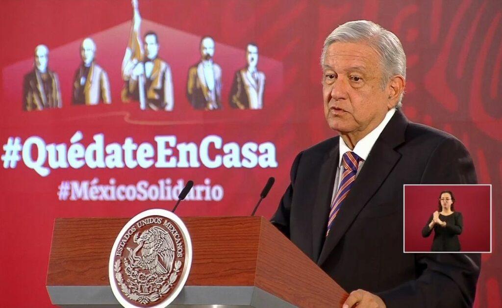 Pese a crisis económica por el Covid-19, Santa Lucía y Tren Maya recibirán más recursos