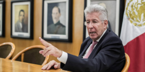 Gerardo Ruiz Esparza, extitular de la SCT, fallece a los 70 años de edad