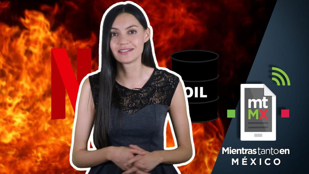 """Petróleo pierde todo su valor; deja de ser """"oro negro"""""""