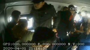 "Sujetos asaltan a pasajeros en Edomex; ""la chamba es la chamba"", dicen"