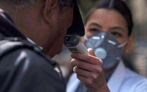 Por cada caso confirmado de coronavirus habría ocho más en México