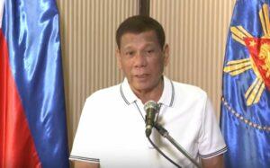 Presidente de Filipinas ordena matar a quienes no respeten la cuarentena