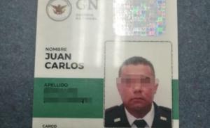 Elemento de la GN amenaza con su arma a policías tras negarse a prueba de alcoholemia