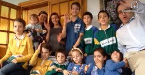 Una pareja y sus 11 hijos resultan infectados de coronavirus en España