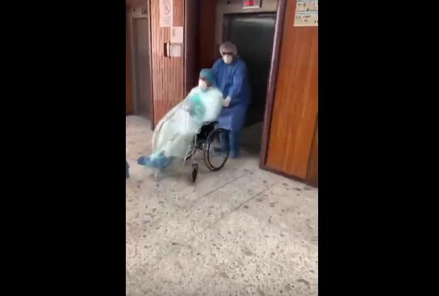 Personal del IMSS de Xalapa exhibe falta de equipo y capacitación para atender coronavirus