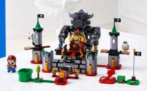 Lego lanzará en agosto kit de Super Mario