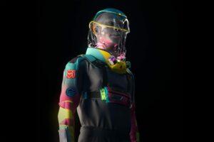 Diseñan traje protector contra coronavirus para asistir a conciertos
